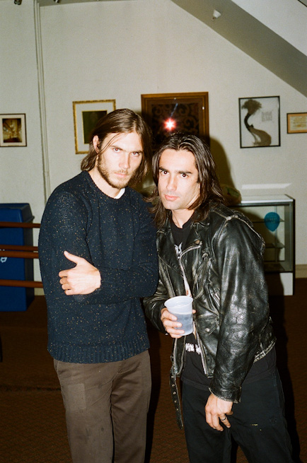 Hansel and Derek. Blue Steel all day.
