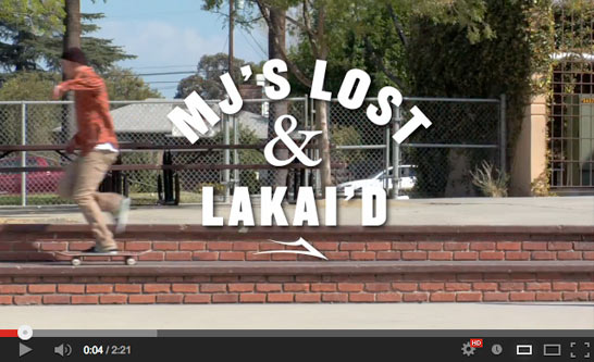 mj lost lakai