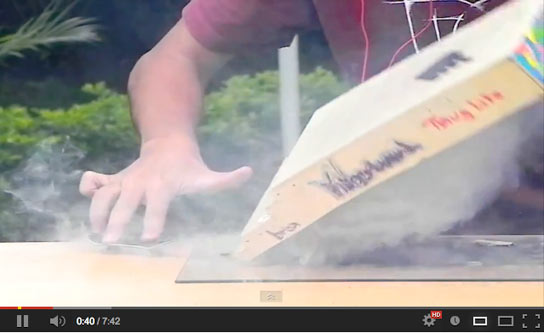 brazil fingerboard