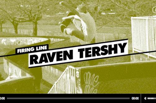 raven firingline