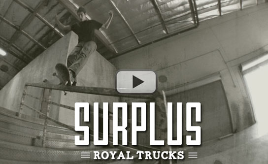 royal surplus