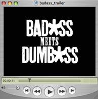badass trailer