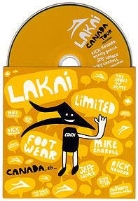 lakai dvd