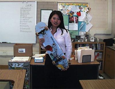 My hot teacher pics