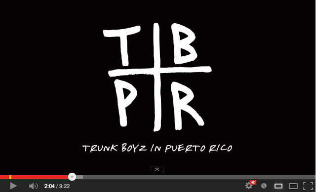 Trunk Boyz in Puerto Rico