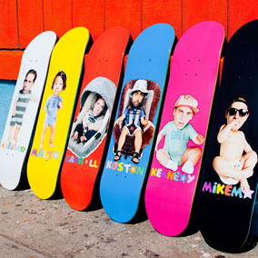 Big Babies Girl Decks