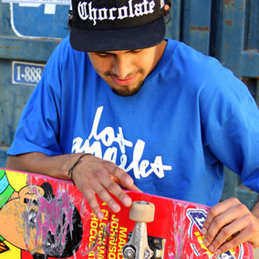 Chocolate Skateboards Tees and Fleece