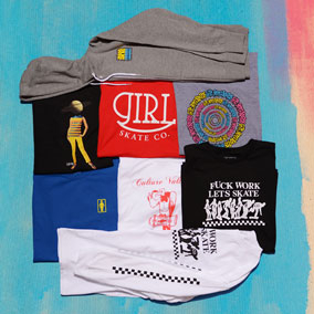 Girl Tees and Fleece