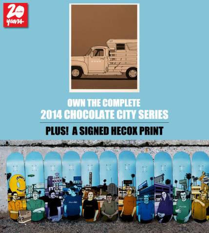 2014 Chocolate City Series Bundle
