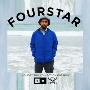 Fourstar Holiday 2014