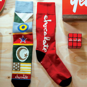 Stance Flag Socks