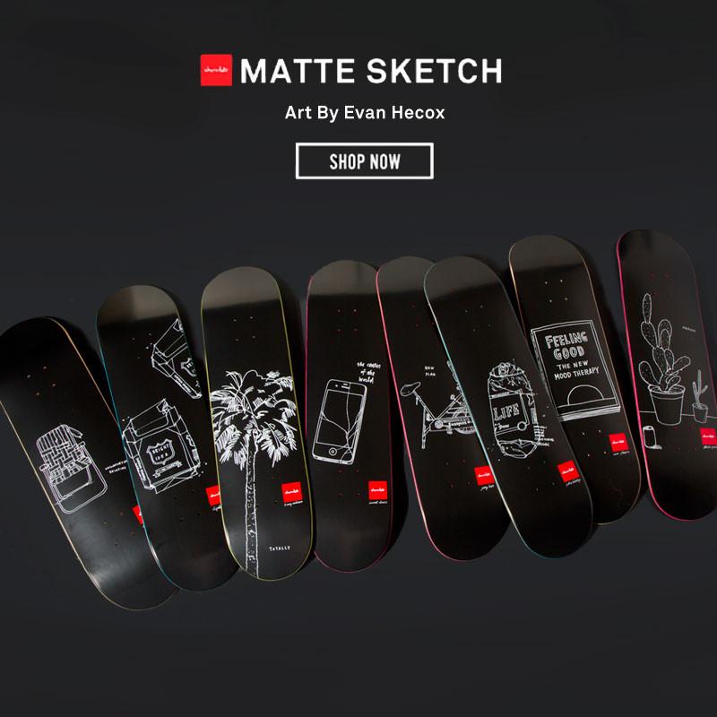Matte Sketch