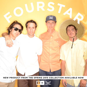 Fourstar Clothing Spring 15