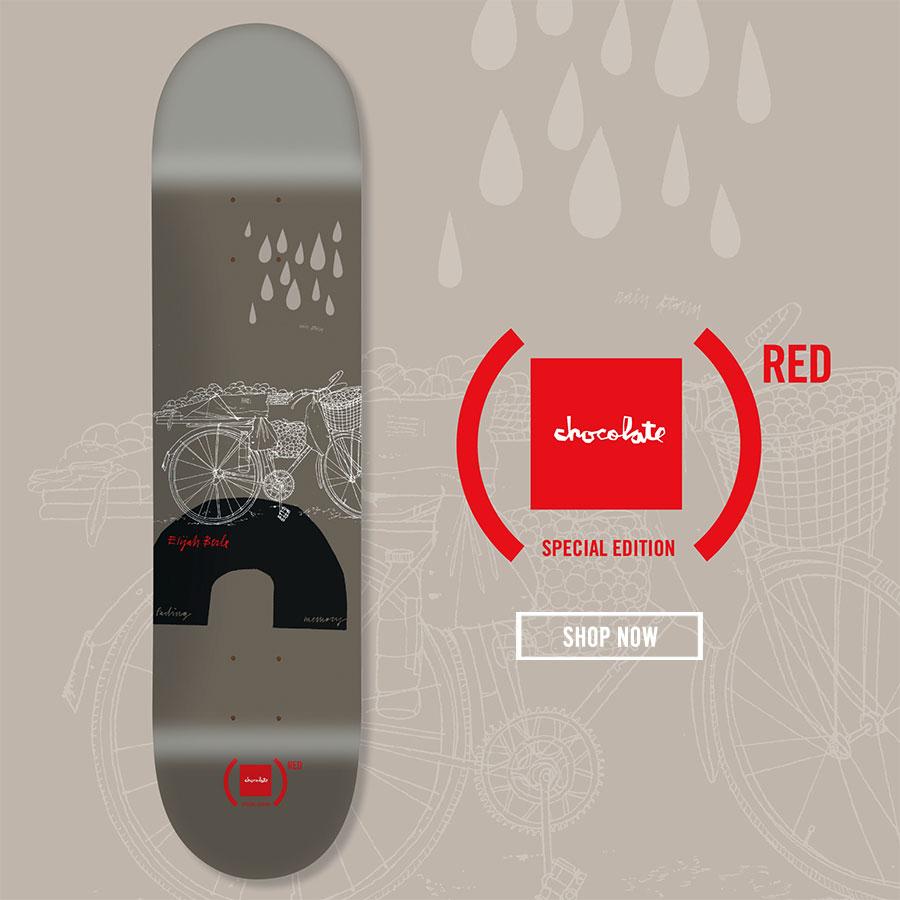 Elijah Berle (RED) Deck