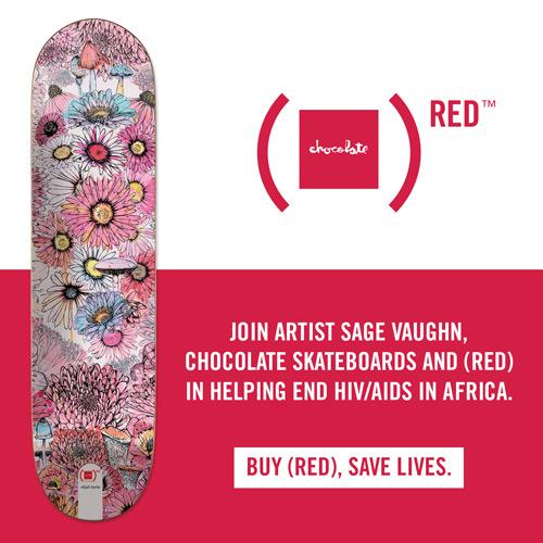 Shop (RED) Save Lives.