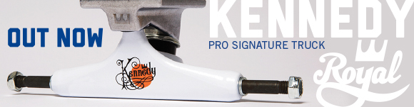 Royal Trucks CORY KENNEDY Pro Truck Now Available