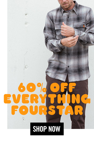 60% OFF Fourstar