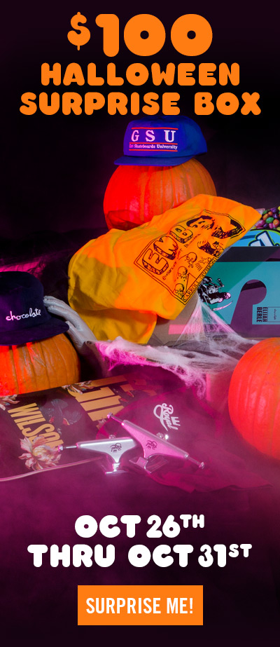 Crailtap Halloween Surprise Box!
