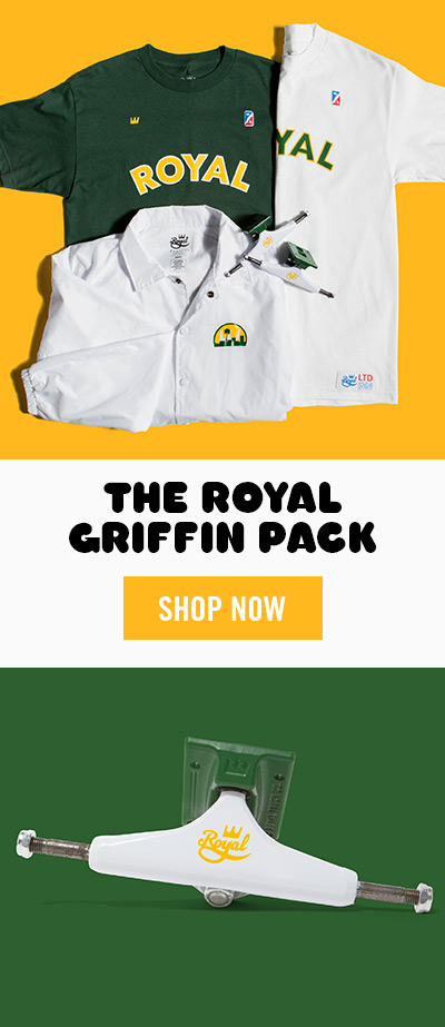 Royal Griffin Gass Pack