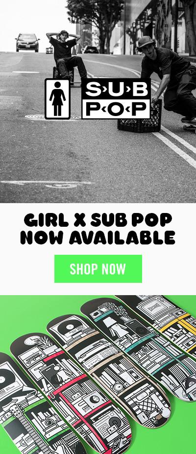 Girl x Sub Pop