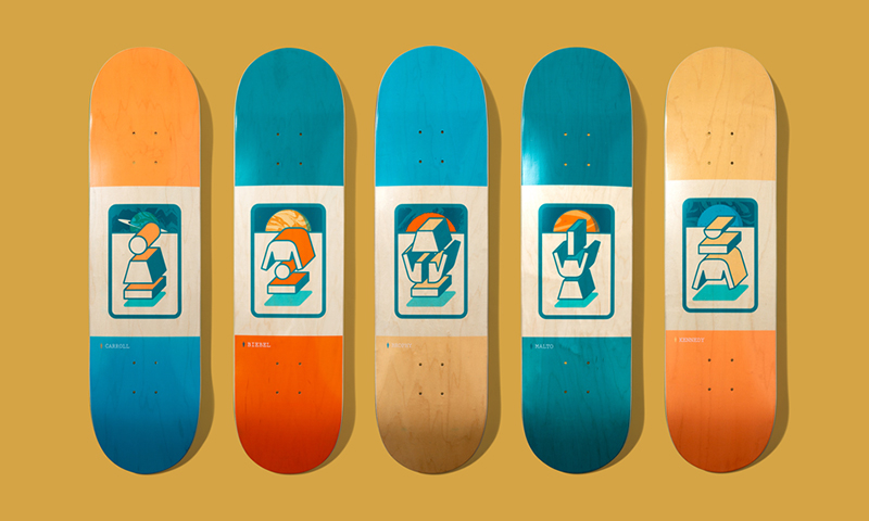 Girl s new Totem series has astral artwork by one Nacho Zaba ... a6f44f57f52